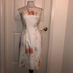 💥SALE💜ANTONIO MELANI💜Floral sleeveless Dress